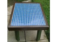 outdoor patio conservatory table