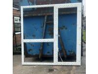 BRAND NEW UPVC Door with Side Panel 2330 x 2260