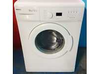 m479 white beko 6kg 1500spin washing machine comes with warranty can be delivered or collected