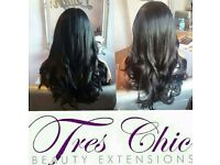Luxury Hair Extensions - Offer now on!