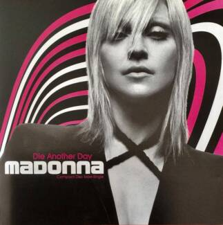 DIE ANOTHER DAY - CD SINGLE by MADONNA