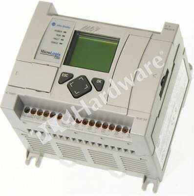 Allen Bradley 1763-l16bwa B Micrologix 1100 Controller 120240v Ac 16-p Frn 9