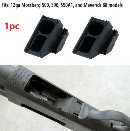 Tactical Mini-Clip Minishell Adapter Accessories for OPSol 12ga Mossberg 500 590