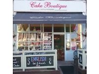 Cafe / Patisserie / Cake business for sale