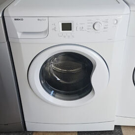 x625 white beko 8kg 1200spin A+A washing machine comes with warranty can be delivered or collected