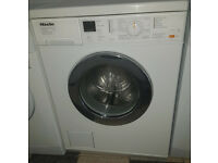 w583 white miele 6kg washing machine comes with warranty can be delivered or collected