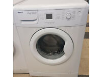 a577 white beko 7kg 1600spin washing machine come with warranty can be delivered or collected