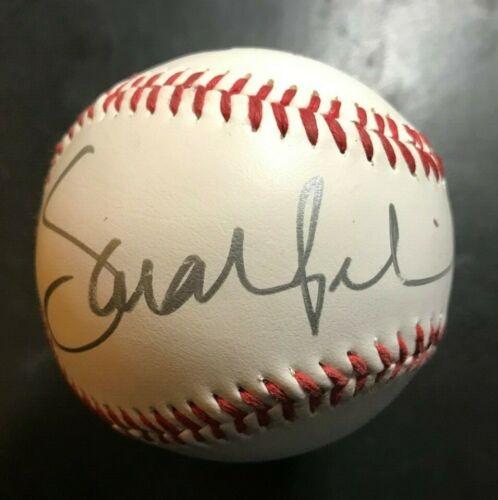 Sarah Palin Autographed Baseball