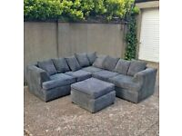 BRAND NEW LIVERPOOL CORNER SOFAS AVAILABLE IN 3+2 SOFA SET