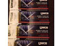 Ultra White Collar Boxing (UWCB) Tickets
