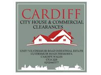 Cardiff City House Clearances - Full or Part Clearance/Commercial/Probate/Free Initial Visit