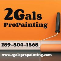 Get That Painting Project Done Before The Holidays!