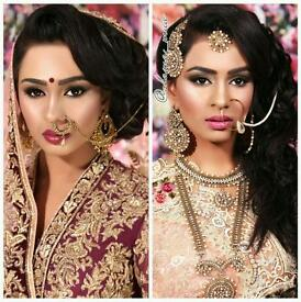 Freelance Hair & Makeup Artist offering services from £35
