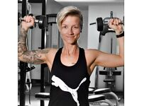 Personal training and nutritional advice
