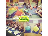 Baby Massage Class -Warrington Baby Massage