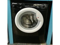 a153 black candy 9kg 1400spin A*** rated washing machine come with warranty can be delivered