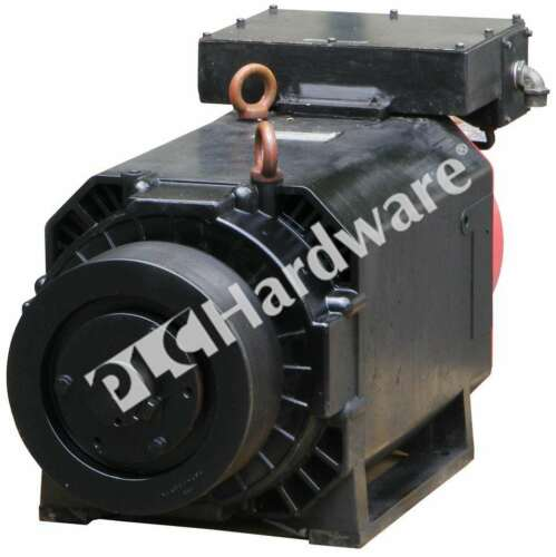 GE Fanuc A06B-0760-B204 #3000 AC Spindle Motor Model 30S/6000 3-P 6000 RPM 37kW