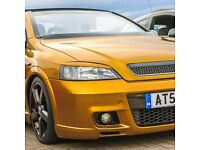 2001 astra coupe z18xe 16v 10 months mot, part restored in 2016 and also top engine re-build 5k ago