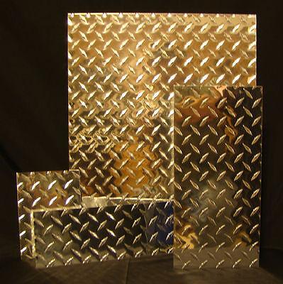 .045 X 24 X 48 Diamond Tread Sheet Brite 3003 -h22