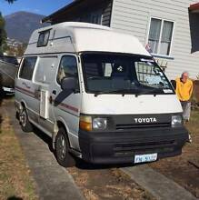 Toyota Hiace Campervan Goodwood Glenorchy Area Preview