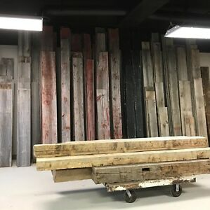 BARN BOARD, BEAMS, FEATURE WALLS, BARN DOORS, BENCHES, TABLES