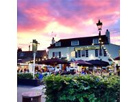 BAR STAFF NEEDED - Full and Part Time Opportunities at Busy Riverside Pub