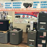 GET TOP BRANDS FURNACE & A/C COMBO FOR JUST $5400 INSTALLED