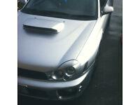 Subaru Impreza 341 bhp