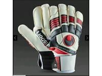 Uhlsport mens Goalkeeper gloves