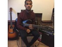 Solihull based cheap guitar tuition