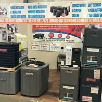 GET AIR CONDITIONER FOR JUST $2350, FURNACE $1950 INSTALLED