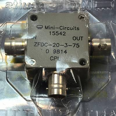 Zfdc-20-3-75 Directional Coupler 10-250mhz