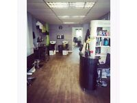 Hair Stylists Wanted - Self Employed Basis - to join our expanding team.