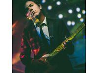 Guitarist Looking for Singer or Band in vein of Radiohead/PJ Harvey/Broadcast/etc.