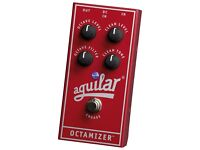 Aguilar Octamizer octaver for bass guitar