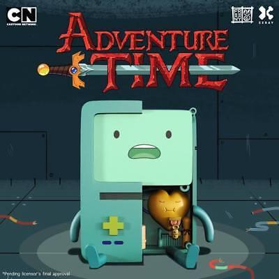 Mighty Jaxx Xxray Adventure Time 4  Bmo