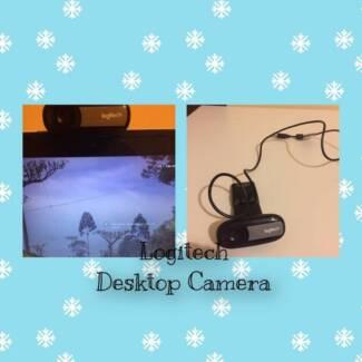 Logitech desktop camera