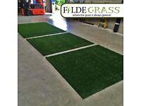 Ibiza 30mm Artificial Grass Job Lot 12m2 Off Cuts 3 pcs - EU Luxury Quality
