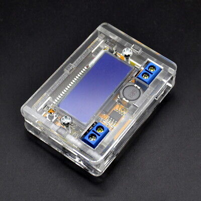1pcs Dc-dc Step Down Power Supply Adjustable Push-button Module With Lcd Display