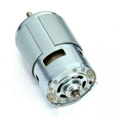 High-power 775 Dc Electric Spindle Moto Large Torque Motor 12-36 V Jcssuper