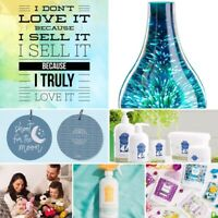 Join Scentsy in February for only $64!