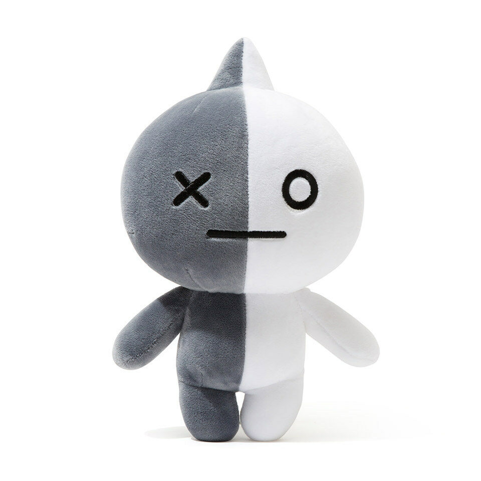BT21 Character TATA Standing Plush Doll Toy Medium by BTS x LINE FRIENDS