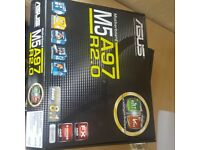 ASUS M5 A97 R2.0 AM3+ socket
