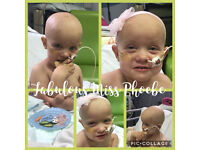 Fundraiser for 2 year old Phoebe