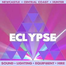 ECLYPSE SOUND AND LIGHTING - DJ HIRE LOW PRICES FOR LIMITED TIME! Waratah Newcastle Area Preview