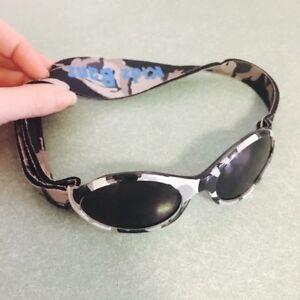 fca919575d8c Baby banz sunglasses blue