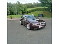 VW GOLF MK4 2.8 VR6 4 MOTION. SWAP/PX (AUDI A4 BMW R32)