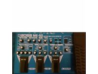 Boss ME-50 Effects Board - Great condition!