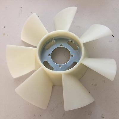 Ym129612-44742 Fan Bladecooling Fit Komatsu 4d84e Pc45r Pc40-5 Pc45r-8freeship