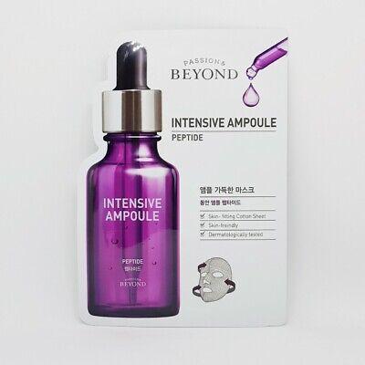 [Beyond] Intensive Ampoule Mask Peptide 22ml x 5pcs Skin Elasticity K-Beauty